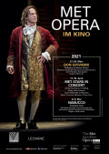 MET Opera: Don Giovanni (Mozart)(Live)